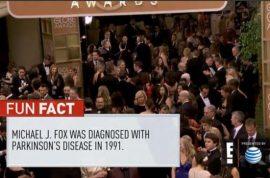 Is Michael J Fox's Parkinson's disease a fun fact after all?