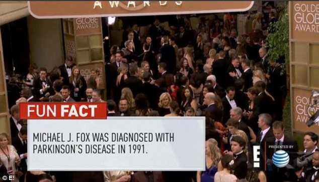 Michael J Fox's Parkinson's disease a fun fact