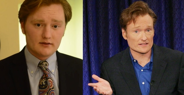 Conan O'Brien's illegitimate son