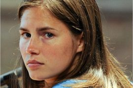 Amanda Knox guilty but will she be extradited to serve 28 1/2 years jail?