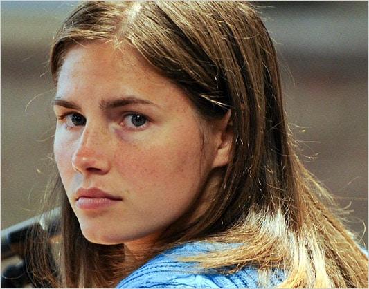 Amanda Knox guilty