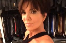 Kris Jenner Instagram. The bikini shots to salivate over.