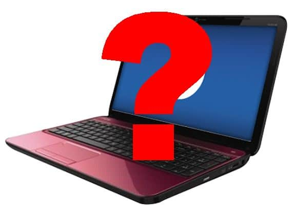 Lindsay Lohan laptop