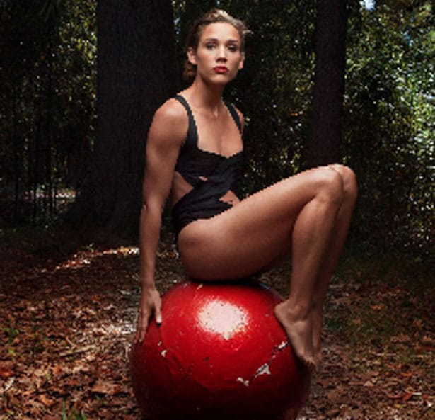 Lolo Jones Olympic bobsled team