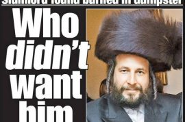 Should the NY Post apologize over their Menachem Stark headline?