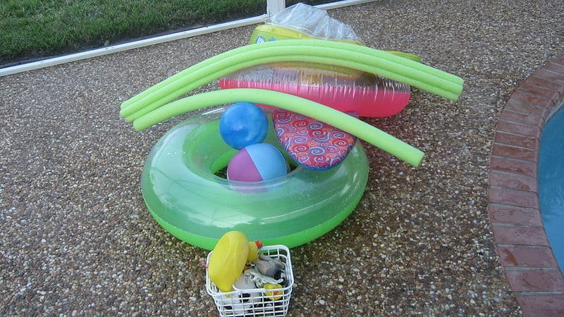 Additions to Your Swimming Pool