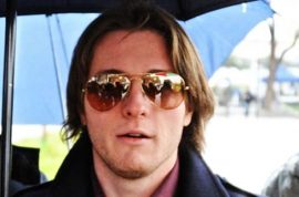 Amanda Knox's ex boyfriend, Raffaele Sollecito arrested at Austrian border.