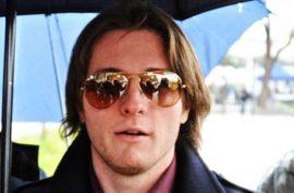 Amanda Knox's ex boyfriend, Raffaele Sollecito arrested at Austrian border.