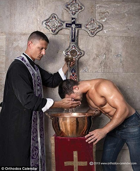 Romanian Orthodox 2014 calendar