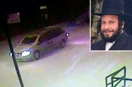 Menachem Stark partner, Israel Perlmutter is now a suspect.