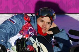 Olympic Snowboarder Alexey Sobolev receives volley of sexy texts and naked photos.