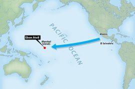 Jose Ivan, Mexican sailor survives 16 months adrift in the Pacific Ocean.