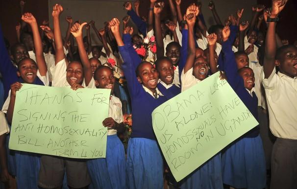 Uganda anti gay bill boycott