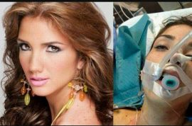 Venezuelan beauty queen Genesis Carmona dead. Shot in the head during protests.