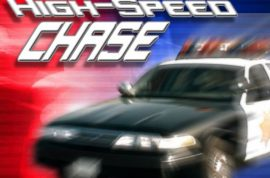 Japanese tourists incite high speed police chase.