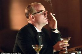 Philip Seymour Hoffman was a junkie. Girlfriend kicked him out