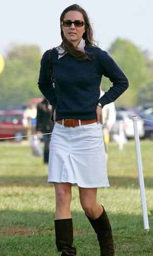 Kate Middleton's skirts