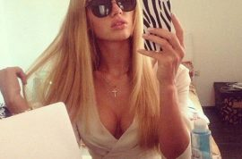 Who is Olya Abramovich? Russia's social media babe with hundreds and thousands of followers.