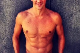 Ryan Lochte Speedos. Would you hit it?