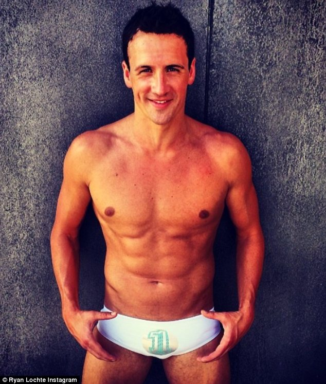 Ryan Lochte Speedos