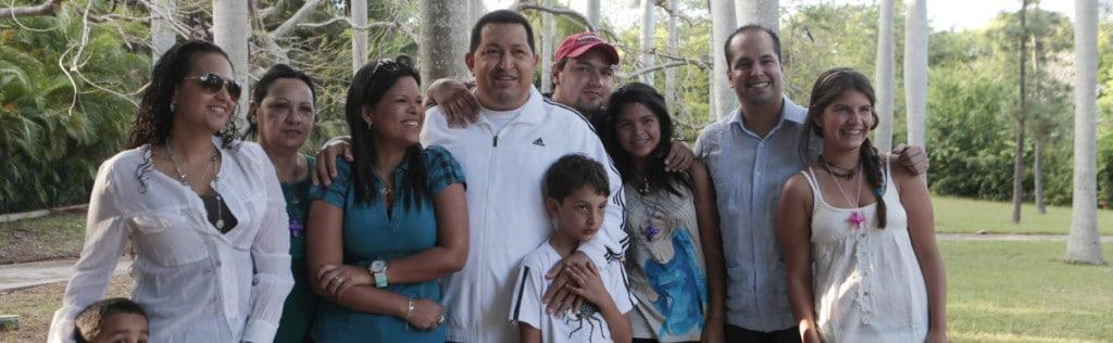 Hugo Chavez's daughters