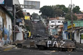 Is the Venezuelan opposition party using the guise of socio economic concerns to retake the Oligarchy franchise?
