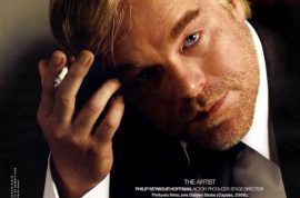 Philip Seymour Hoffman dead. Needle in his arm