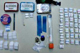 Philip Seymour Hoffman arrests in drug den raid. 4 dealers, 400 bags seized.
