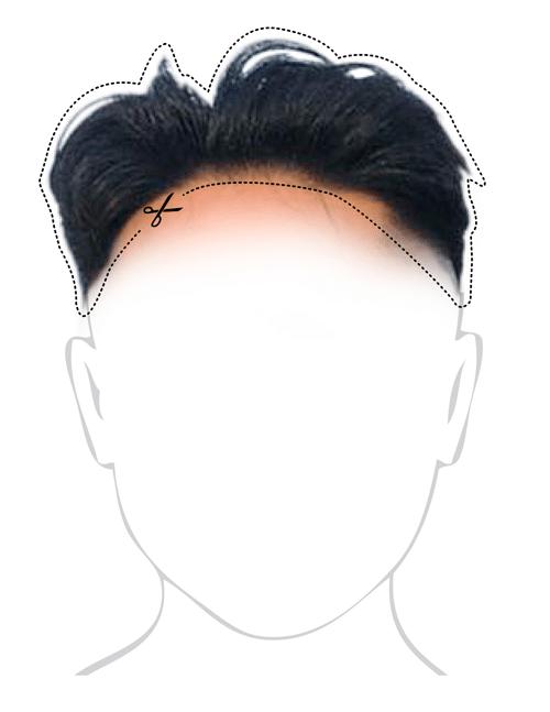 Kim Jong-Un haircut