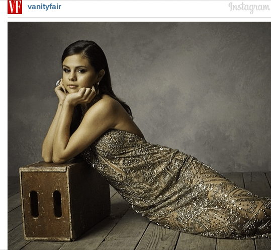 Vanity Fair Oscars Party Instagram