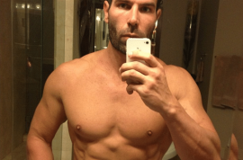Dan Bilzerian voted most interesting man on instagram?