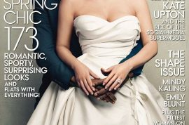 Kim Kardashian Vogue cover wet dream comes true. Anna Wintour: Why?