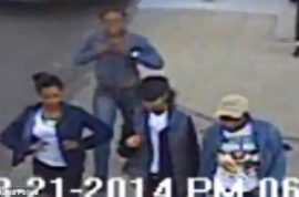 Hate crime? Students in custody after Temple Uni Student brick attack.
