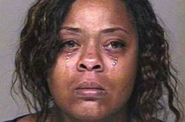 Homeless single mom arrested for leaving babies in car whilst attending job interview.