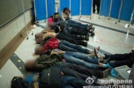 (NSFW) Why did Chinese knife gang murder 28, injure 113?
