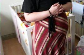 Barbara Bienvenue fakes pregnancy of five. Did it again in 2010.