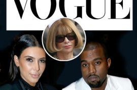 Anna Wintour on why Kim Kardashian got Vogue cover: 'I am a sell out'