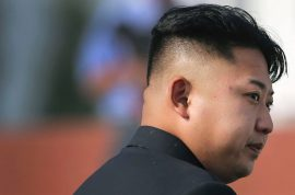 The Kim Jong-Un haircut is now mandatory fashion sweeps or else.