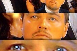 #PoorLeo memes rock the internet.