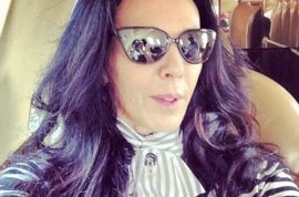 L'Wren Scott depression: harmed herself just weeks ago.