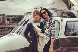 Mick Jagger speaks on L'Wren Scott's death: I'm struggling to understand