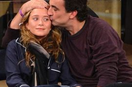 Mary Kate Olsen engaged to her creepy boyfriend Olivier Sarkozy