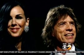 How L'Wren Scott's suicide was predicted just days before.