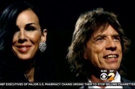 L'Wren Scott deceived Mick Jagger. I'm  not your money machine