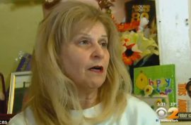 Pamela Becker legally adopted by man with dementia so she can inherit a $100 a month rent controlled apartment.
