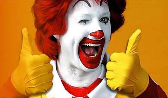 McDonald's employees