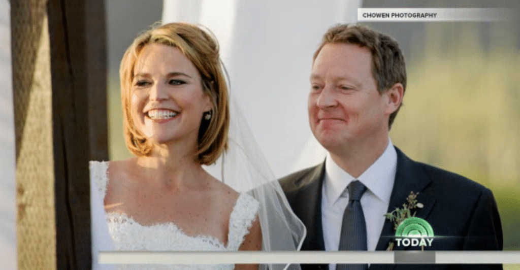 Savannah Guthrie married