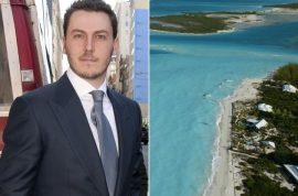 Playboy CEO Aaron Thomas stole $7 million to fund luxury lifestyle