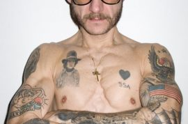 Terry Richardson sexually molested another model.