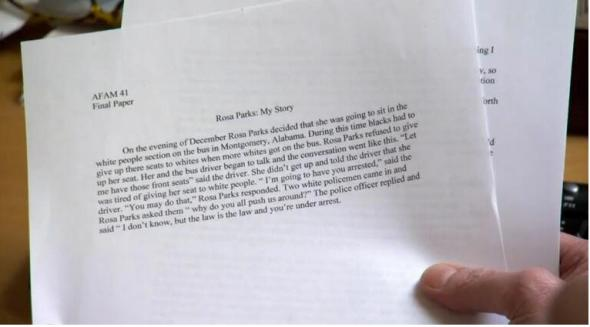 University of North Carolina's fake classes scandal